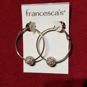 EARRINGS Francesca's